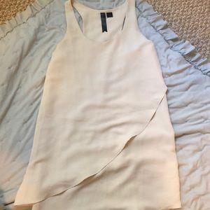 Elegant cream colored dress size xs